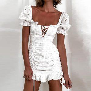 Little Bohemian Lace Dress