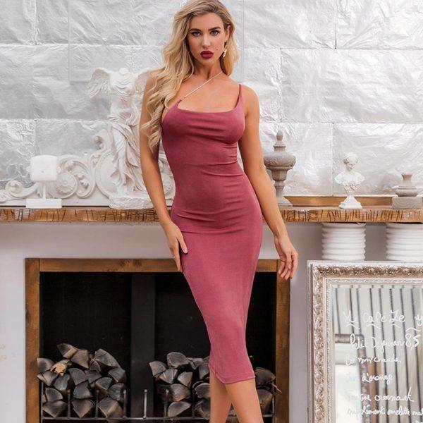Bohemian Winter Short Dress 2019