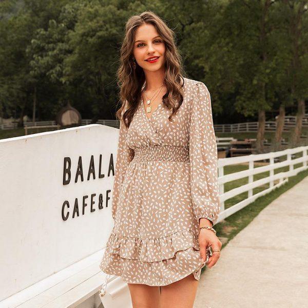 Bohemian Vintage Summer Dress