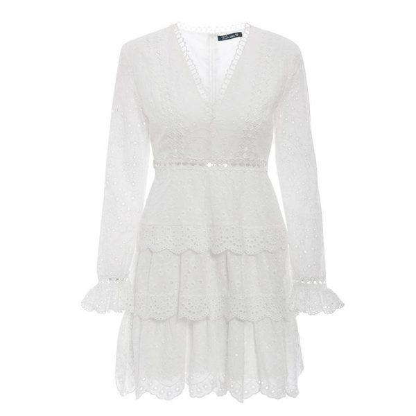 Bohemian Style Short Wedding Dress
