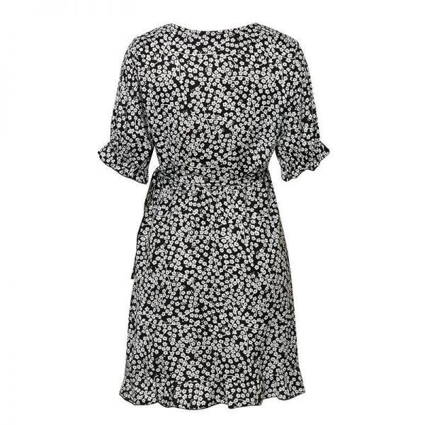 Bohemian Style Short Dress