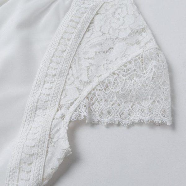 Bohemian Chic Short Wedding Dress