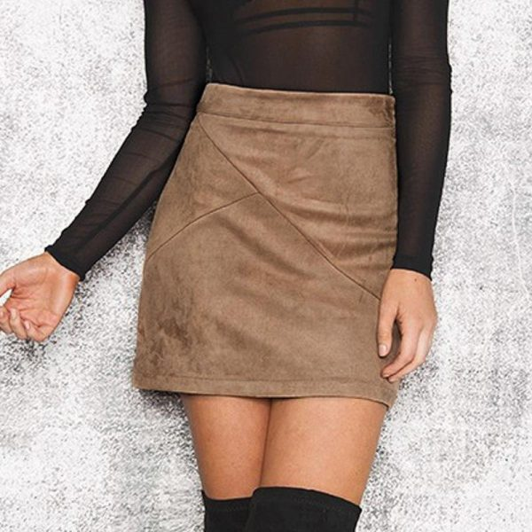 Hippie Short Vintage Skirt