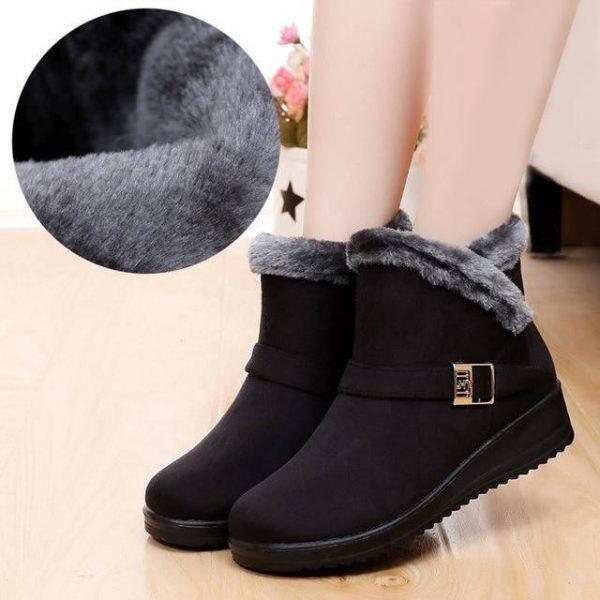 Winter Fur Boots