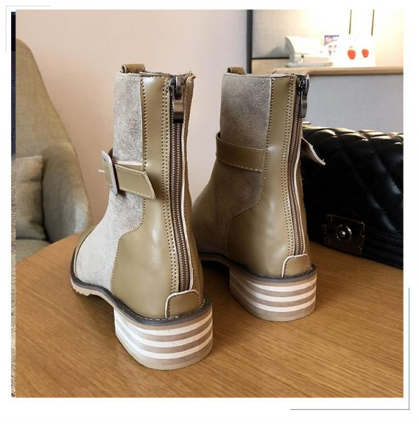 Bohemian Chic High Boots