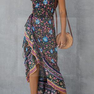 Dress boheme chic lyon